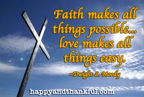 Faith Possible Love