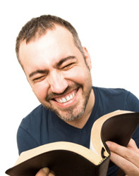 Laughing Reading Book